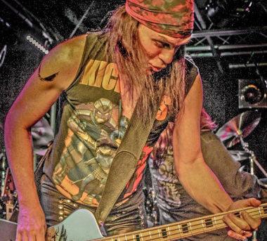 Elliott Rubinson, bass player for Micheal Schenker, Uli Jon Roth and Owner of Dean Guitars
