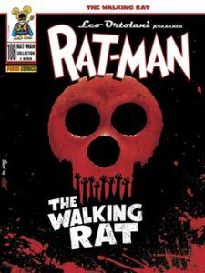 walking rat copertina