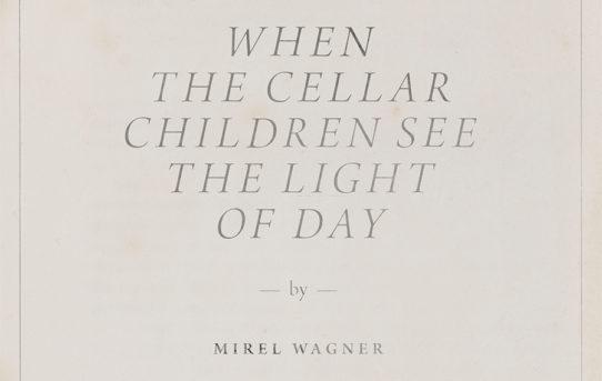 Mirel Wagner, fredda tristezza dalla profonda Finlandia: When the cellar children see the light of day