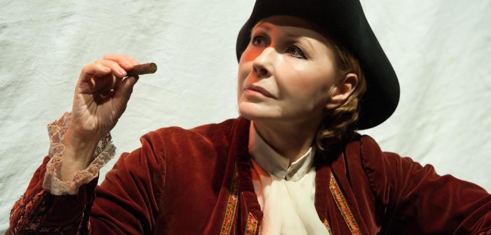Manuela Kustermann presenta il programma della prossima stagione del Teatro Vascello