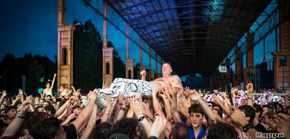 Kappa Futurfestival, a Torino un'edizione da record con 40mila persone