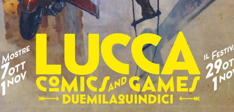 Lucca Comics & Games …Sì, viaggiare! Presentazione dell'evento