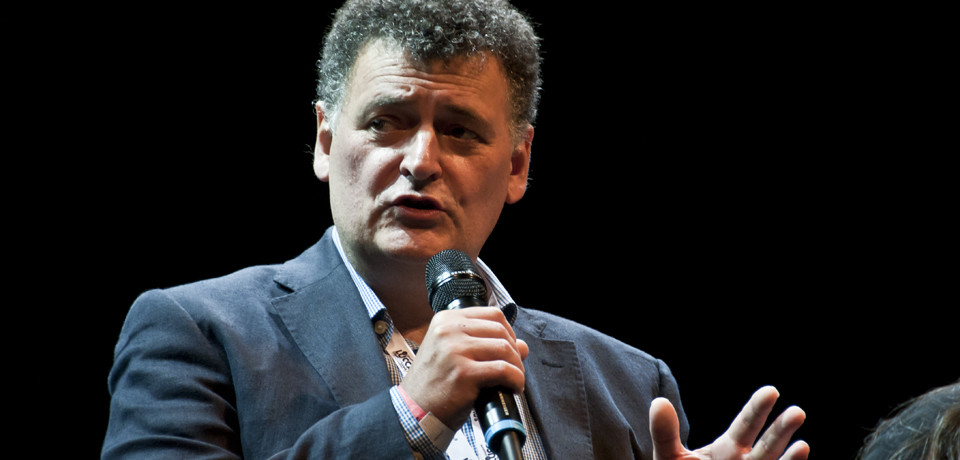 Lucca Comics and Games incontra Steven Moffat e Jamie Mathison