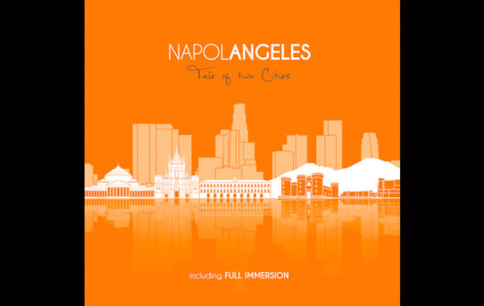 Napolangeles, il nuovo disco Tale of two Cities