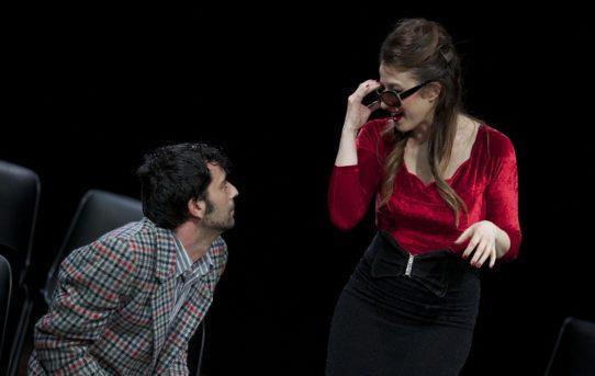 Portami a casa di qualcuno, della Compagnia BluTeatro, apre la stagione 2015 - 2016 del Teatro Brancaccino di Roma
