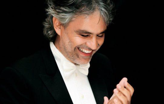 Andrea Bocelli Teatro del Silenzio 2016 - dal 2 dicembre disponibili le prevendite