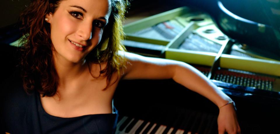 Giulia Facco l'8 gennaio esce il nuovo disco The Prophecy