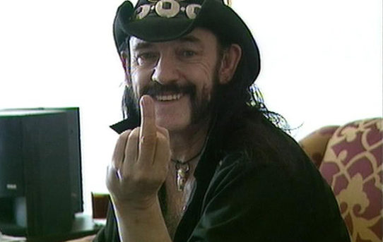 """We are Motorhead! And we're gonna kick your ass!"", addio Lemmy"