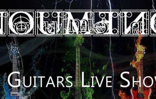 """""""3 Guitars Live Show"""" dei Noumeno al Dissesto con Last Prototype e Forgotten Dust"""
