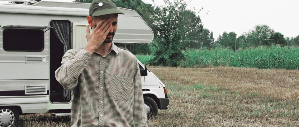 """Bonetti: """"Il camper? Una via di fuga tascabile"""""""