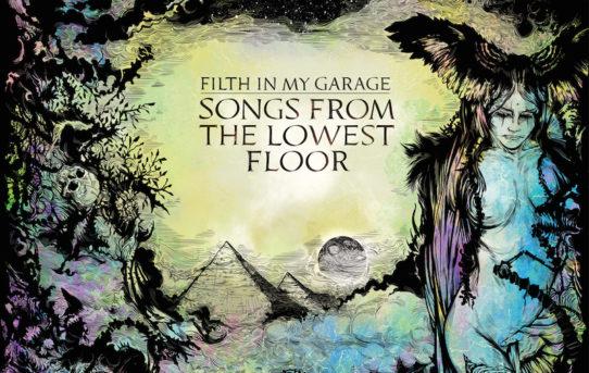 Filth In My Garage: album teaser, preordini e release show