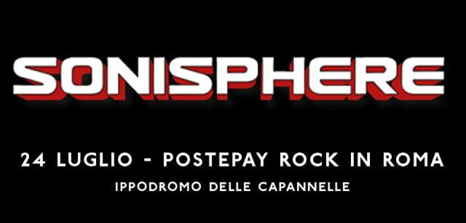 Sonisphere Postepay Rock In Roma 2016: nuove ed ultime conferme