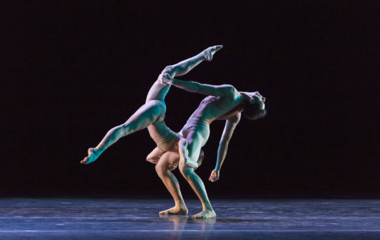 Al Teatro Vascello Odyssey Ballet, una storia mediterranea