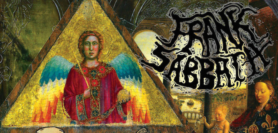 Frank Sabbath, artwork e primo singolo