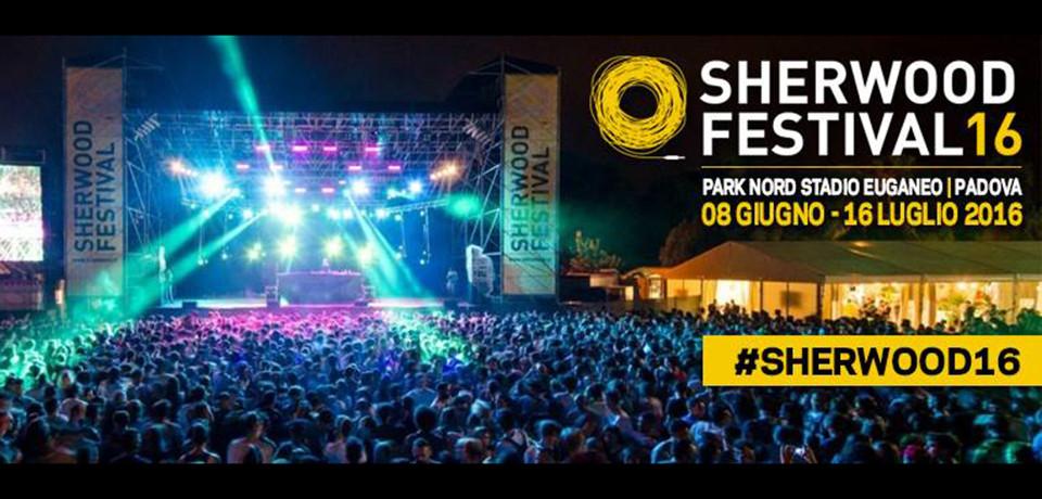 Sherwood Festival 2016, nuove conferme live