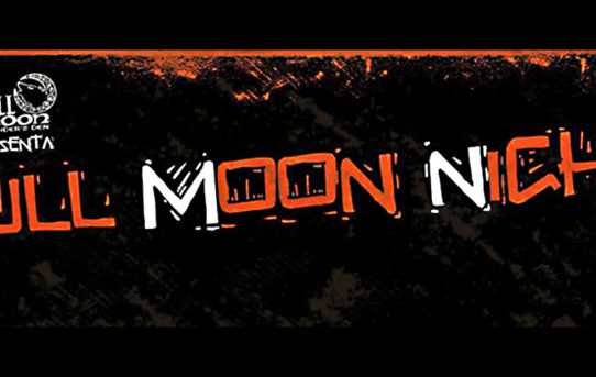 Full Moon Night venerdì 29 aprile al Sinister Noise di Roma