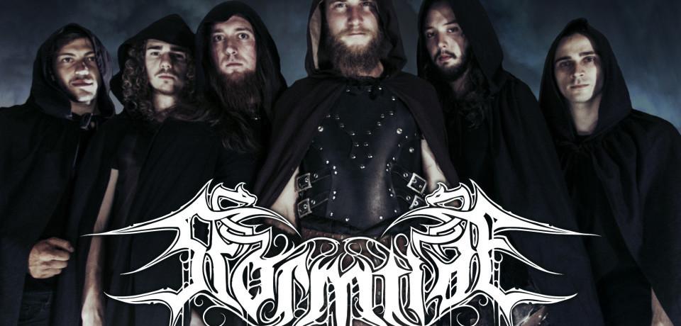 Metal Hell Records sings  Australian fantasy metallers Stormtide