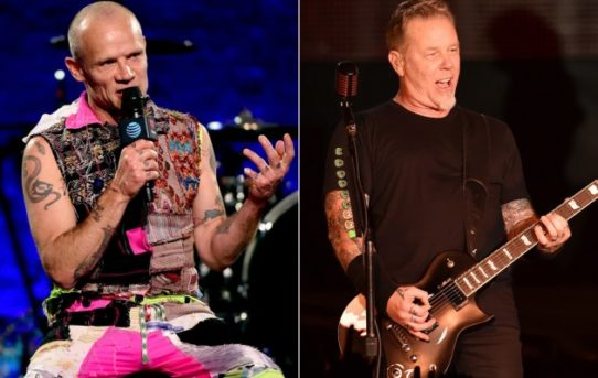 Metallica, Red Hot Chili Peppers: una luce in fondo al tunnel?