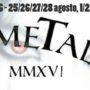 RoMetal, tutto pronto per l'edizione 2016