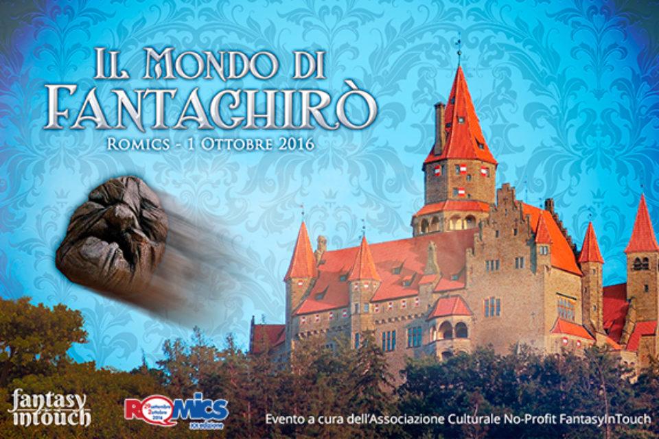 Romics 2016 ospiterà la celebrazione del 25° Anniversario di Fantaghirò