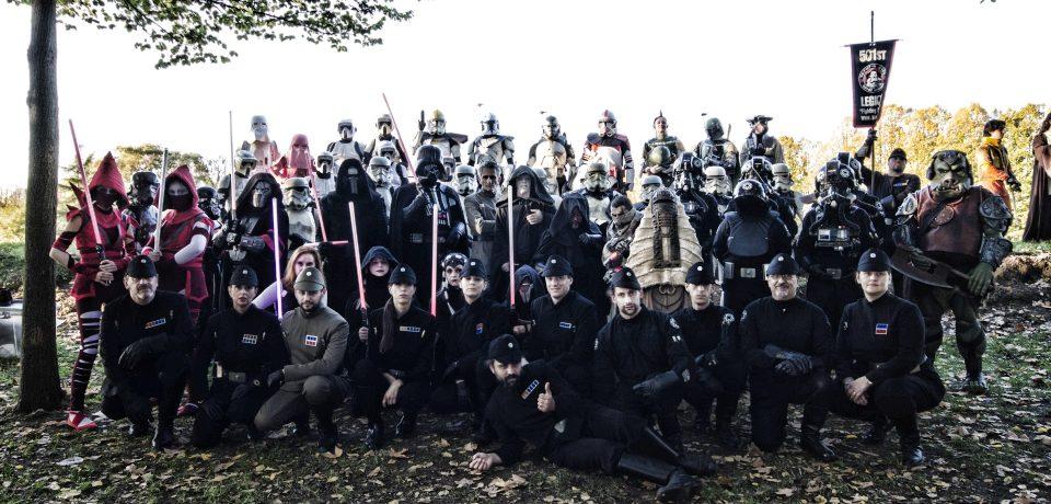 Rebel Legion e 501st Italica Garrison protagoniste a Lucca nel segno di Star Wars