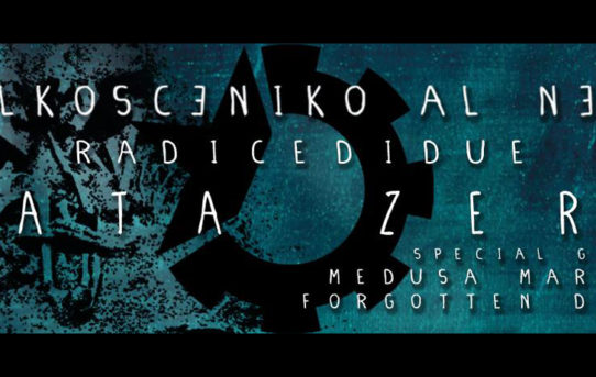 Palkosceniko al Neon release party con Medusa Margòt e Forgotten Dust
