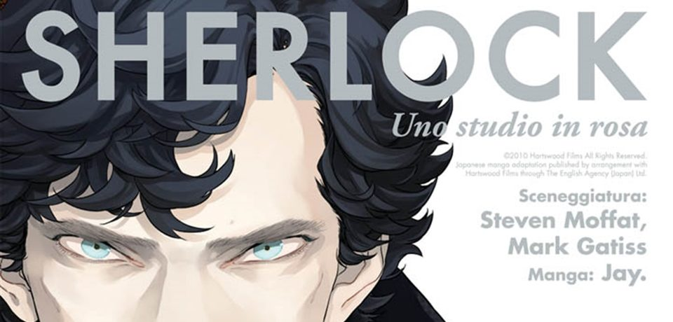 Sherlock: Uno studio in rosa, l'adattamento a fumetti della serie targata BBC