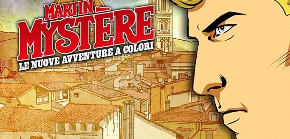 Lucca Comics 2016: debutta in anteprima Martin Mystère