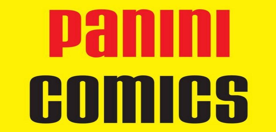 Panini a Lucca Comics & Games 2016 raddoppia!