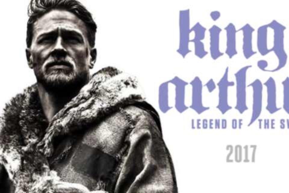 King Arthur, il primo trailer del film in uscita a maggio