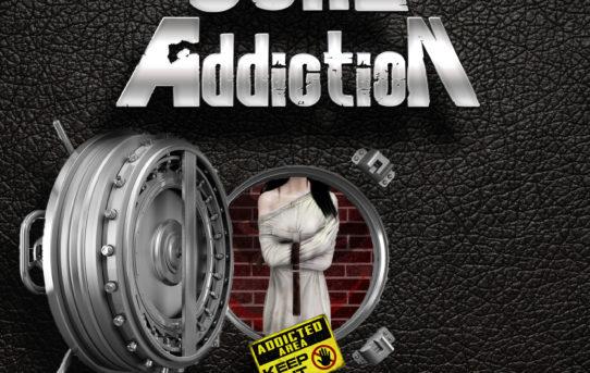 Joke Addiction direttamente dai migliori anni '80 hard rock
