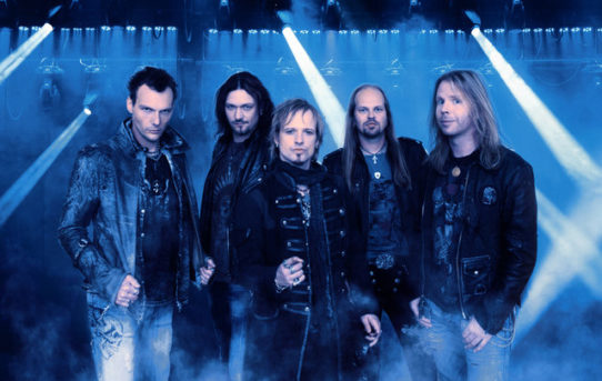 Gli Edguy svelano il video dal vivo di 'Out Of Control'
