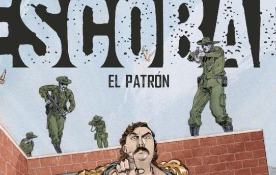 Escobar - El Patrón, la nuova graphic novel pubblicata da Astorina