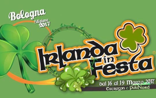 Dal 16 al 19 marzo Irlanda in festa al Parco nord di Bologna con 20 band da tutto il mondo