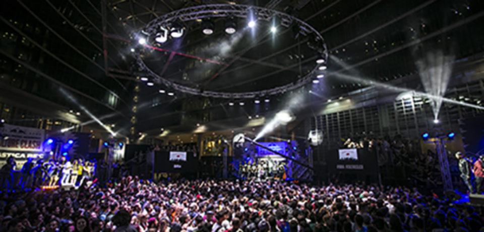 Torna il Red Bull Culture Clash a Milano Giugno 2017