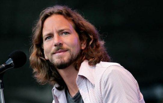 Eddie Vedder, nuova data italiana a Taormina