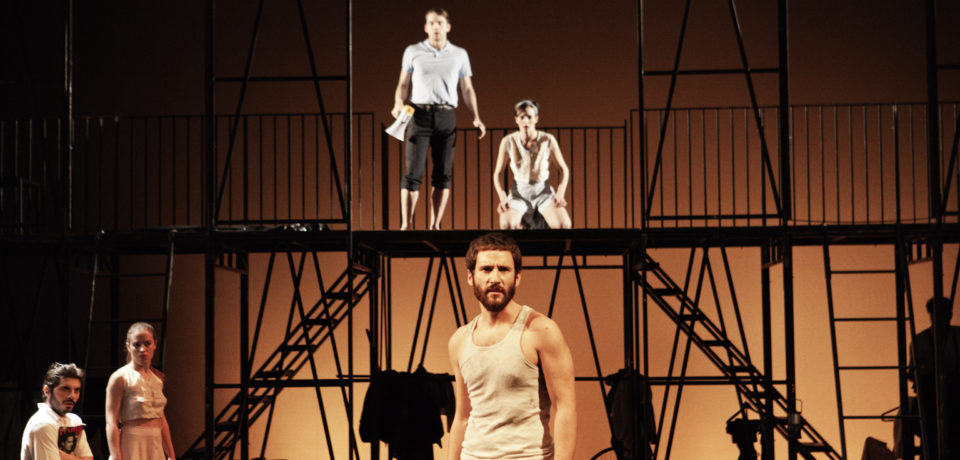 Odissea, da Omero a Derek Walcott, Teatro Vittoria Roma 14-19 marzo