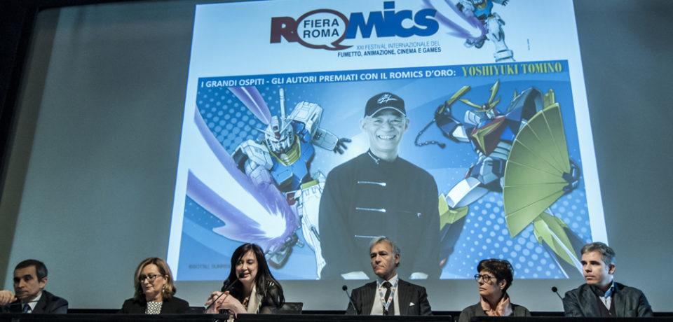 Romics, XXI edizione dal 6 al 9 Aprile