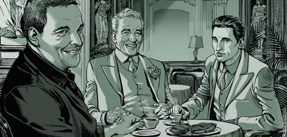 Il Commissario Ricciardi a fumetti di Maurizio De Giovanni