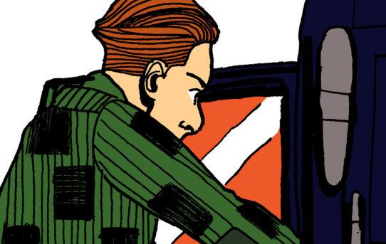 A Tor Pignattara la presentazione del fumetto 'La Battaglia' dedicato al partigiano Giordano Sangalli a cura di Alessio Spataro