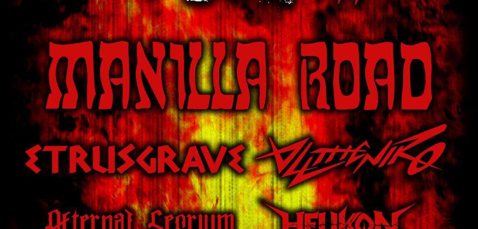 Made In Hell Festival VII: il bill completo