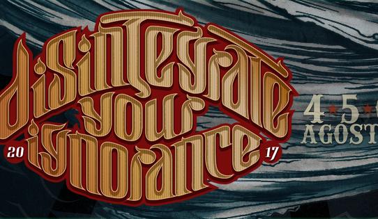 Disintegrate Your Ignorance, il festival internazionale dal 4 al 6 agosto, Montello (Treviso)
