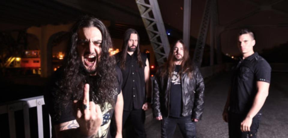 I Kataklysm svelano il lyric video di 'Illuminati'