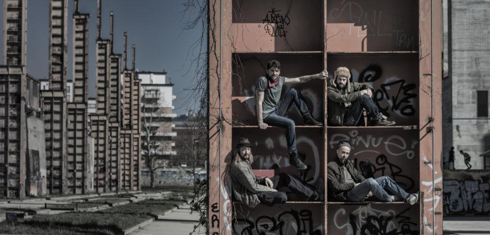 """Cavalcheride"" secondo singolo dei torinesi Klinefelter, estratto dall'album ""Vividilividi"""