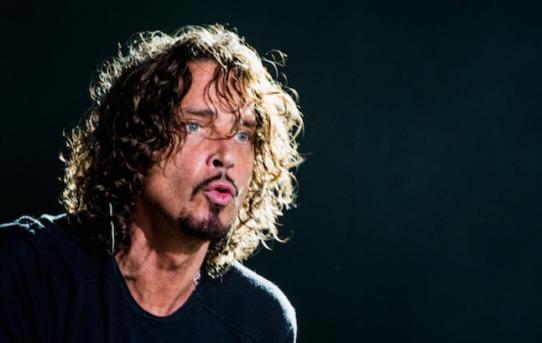 """Chris Cornell, il """"black hole sun"""" divenuto realtà"""