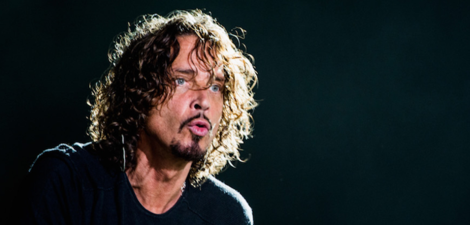 "Chris Cornell, il ""black hole sun"" divenuto realtà"