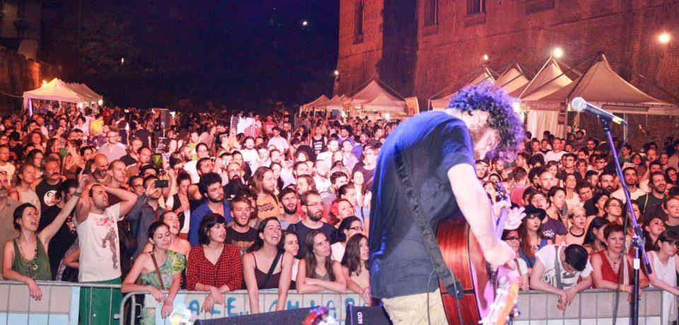 A Pavia il Molecole Festival 2017 con : Dargen D'amico, Canova, Giorgio Poi, Murubutu e tanti altri