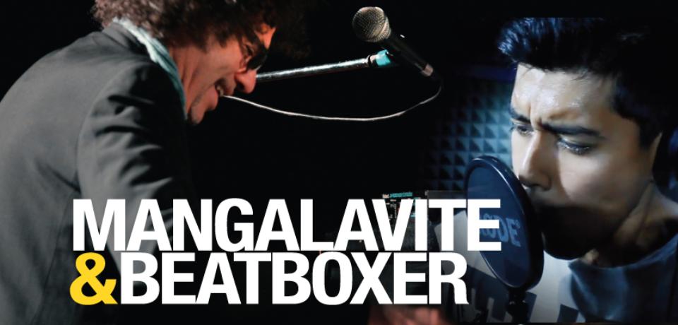 Mangalavite & Beatboxer per JAZZaltro dal vivo a Olgiate Olona l'8 luglio