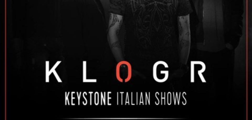 KLOGR annunciano due date in Italia