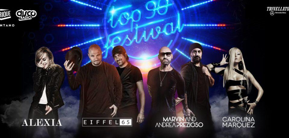 Al Fabrique di Milano il meglio della disco music anni '90 sullo stesso palco